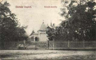 Onga, Kóczán kastély (ázott sarkak / wet corners)
