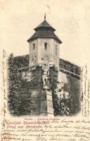 4 db főleg MODERN komáromi képeslap / 4 mostly modern postcards from Komárno
