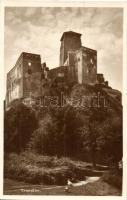Trencsén, Trencin; vár / castle
