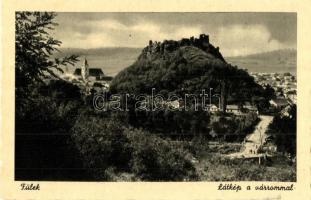 Fülek, Filakovo; vár / castle