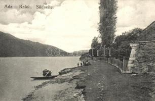 Ada-Kaleh - 2 db régi képeslap / 2 pre-1945 postcards