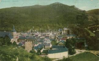 Brassó, Kronstadt, Brasov; 5 db régi képeslap / 5 pre-1945 postcards