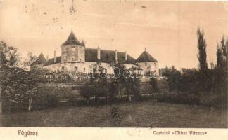Fogaras, Fagaras; Vitéz Mihály kastély / castle