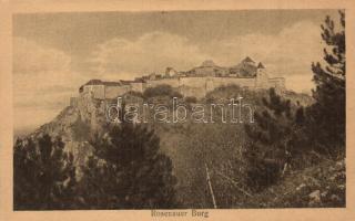 Rozsnyó, Barcarozsnyó, Rosenau, Rasnov; vár / castle
