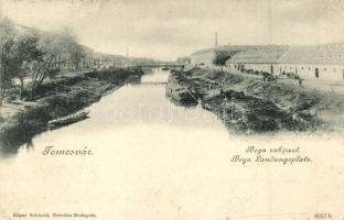 Temesvár, Timisoara; - 4 db régi képeslap / 4 pre-1945 postcards
