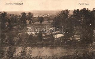Máramarossziget, Sighetu Marmatiei; - 3 db régi képeslap / 3 pre-1945 postcards