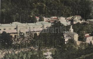 Herkulesfürdő, Baile Herculane - 3 db régi képeslap / 3 pre-1945 postcards
