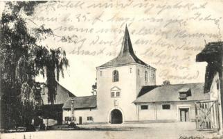 Szentbenedek, Manastirea; Kornis-kastély / castle (EK)