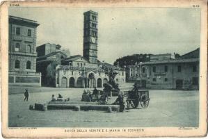 Rome, Santa Maria in Cosmedin, Bocca (EK)