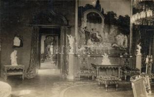 Abbazia, Villa Jean Kubelik, interior, E. Jelussich photo