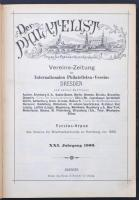 Der Philatelist 1900
