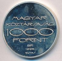 1995. 1000Ft Ag Nyári Olimpia-Atlanta - vívás T:PP ujjlenyomatos Adamo EM143