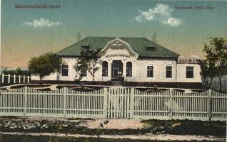 Balatonalmádi-fürdő, Vasutasok üdülőháza