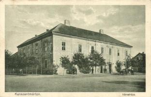 Kunszentmárton, Városháza