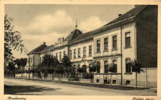 Mezőberény, Polgári iskola (EK)