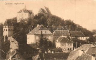 Segesvár, Sighisoara; Fritz Teutsch (EK)