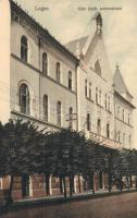 Lugos, Lugoj; Görög katolikus szeminárium, kiadja Szidon József / Greek Catholic seminary