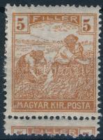 1916 Arató 5f látványos elfogazással