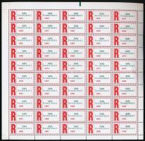 2 db 50-es teljes ív K-ragjegy (Velence 2, Pásztó 1) + 1 db 50-es teljes ív Ajánlási ragjegy (Dunaújváros 1)