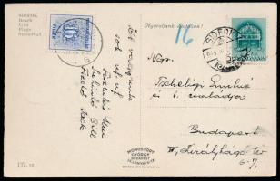 1941 Portós képeslap