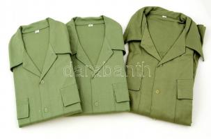 3 db használatlan katonai ing, 40-es méretben