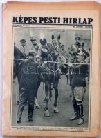 1932 Képes Pesti Hírlap 20 db képes melléklet