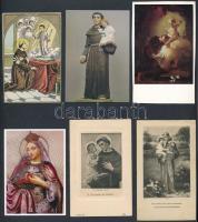 50 darabos vegyes szentkép tétel