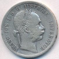Ausztria 1889. 1Fl Ag Ferenc József T:2- Austria 1889. 1 Florin Ag Franz Joseph C:VF Krause KM#2222