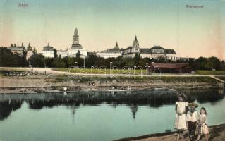 Arad, Marospart, L. & P. 4008. / riverside (EK)