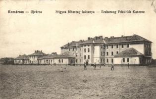 Komárom, Komárno; Újváros, Frigyes főherceg laktanya (EK)