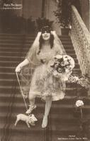 Asta Nielsen in Engeleins Hochzeit