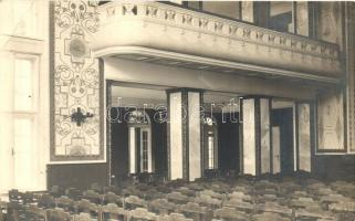 1936 Arad, Minorita templom, belső, Mihály atya felvétele / church, interior, fathers photo (EK)