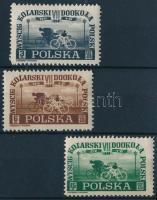 1948 Sport sor Mi 487-489