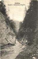 Sztracenai-völgy / valley