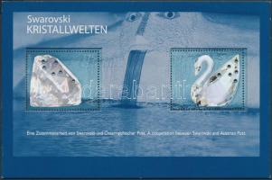 2004 Swarovski kristály blokk Mi 25 díszcsomagolásban