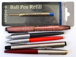 5 db toll ebből 2 db Parker és 1 db betét