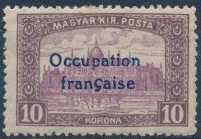 Arad 1919 Parlament 10K garancia nélkül (20.000)
