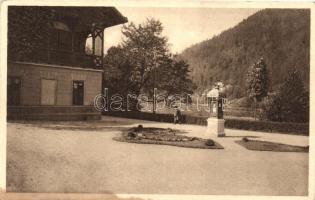 Fenyőháza, Lubochna; Ahol az időt gyártják?, szálloda / hotel (fl)