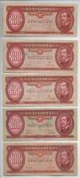 1962-1993. 100Ft (30x) T:III