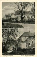 Gyöngyöshermán (Szombathely), Báró Szegedy
