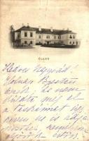 Élesd, Alesd; Gróf Bethlen kastély, kiadja Örömy Sándor / castle (EK)
