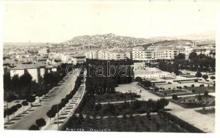 Ankara, Yenisehie, photo (ferdén vágott / slant cut)
