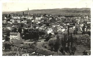 Ankara, general view, photo (kis szakadás / small tear)