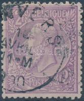 King Leopold II stamp, II. Lipót király bélyeg, König Leopold II. Marke