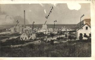 Unknown location, distillery, factory