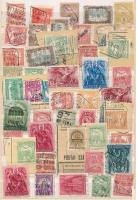44 db Turul bélyeg postaügynökségi bélyegzésekkel