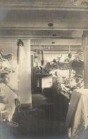 Osztrák-magyar haditengerészeti kórház / Naval spital, Verlag Stephan Vlach / Austro-Hungarian Navy mariners hospital