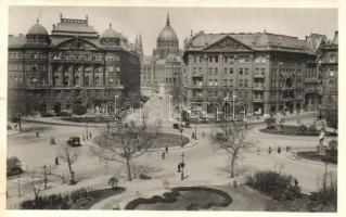 Budapest V. Szabadság tér, Országház