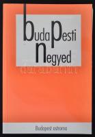 2000 Budapesti Negyed, VIII. évf. 3-4. szám, Szerk.: Gerő András, Mihancsik Zsófia. Kiadói papírkötés.