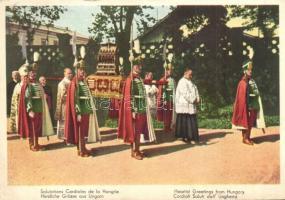 1938 Az országjáró Szent Jobb, MEFHOSZ Könyvkiadó és Terjesztő Vállalat kiadása (EK)